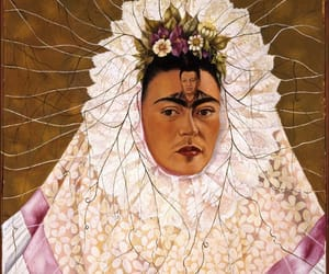 Frida, art, and frida kahlo image