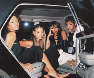 destiny's child, beyoncé, and 90s image