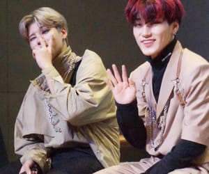 guys, korean, and kpop image