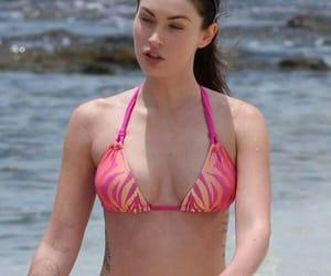 actress, bikini, and sexy image