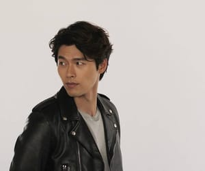 handsome, korean actor, and hyun bin image