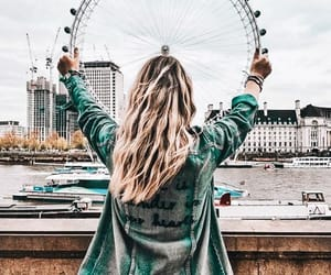 photography, girl, and travel image