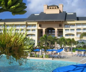 Caribbean, luxury hotel, and vacation spot image