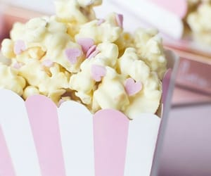 popcorn and sweets image