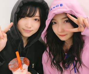 nmb48, murase sae, and ota yuuri image