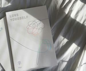 bts, white, and love yourself image