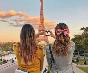 amigas, besties, and travel image