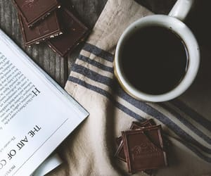 coffee, hot chocolate, and cozy image
