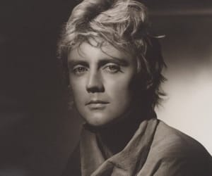 band, roger taylor, and black and white image