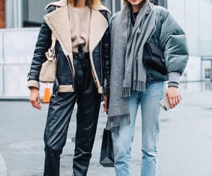 nyfw, street style, and fw 2018 image