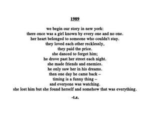 1989, Taylor Swift, and taylor swift lyrics image