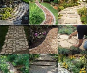 diy, gardening, and stones image