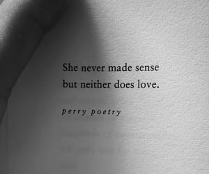 couple, perry, and poem image