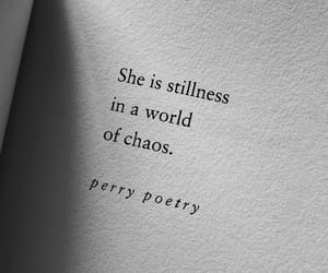 chaos, poem, and poetry image