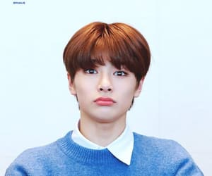 brown hair, skz, and stray kids image