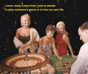 aesthetics, blackjack, and cards image