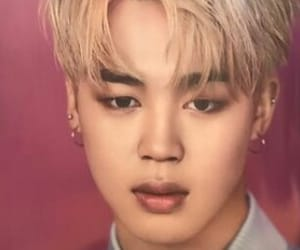 blonde hair, idol, and lips image
