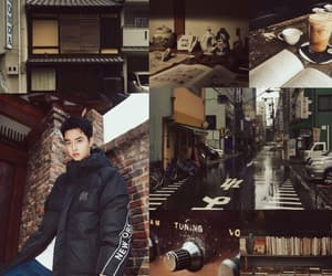 aesthetic, kyungsoo, and do kyungsoo image