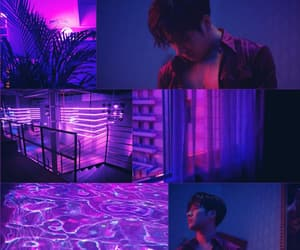 aesthetic, got7, and got7 moodboard image