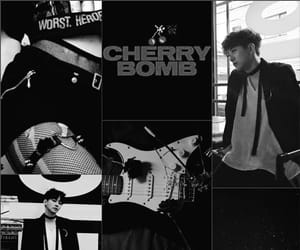 2PM, aesthetic, and junho moodboard image
