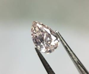 pink pear diamond image