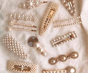 accessories, fashion, and pearls image