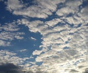 bulut, huzur, and gökyüzü image