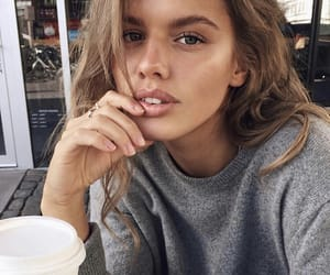 beauty, face, and girl image