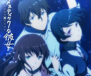 anime and domestic girlfriend image