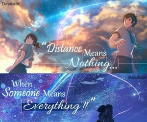 anime, truth, and qoute image