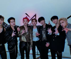 kpop, minhyuk, and kpop group image