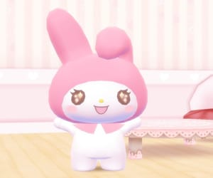 sanrio, mymelody, and my melody image