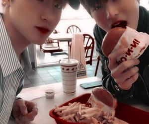burger, eric, and juyeon image
