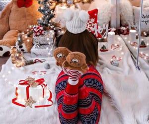 merry christmas, pjs, and christmas image