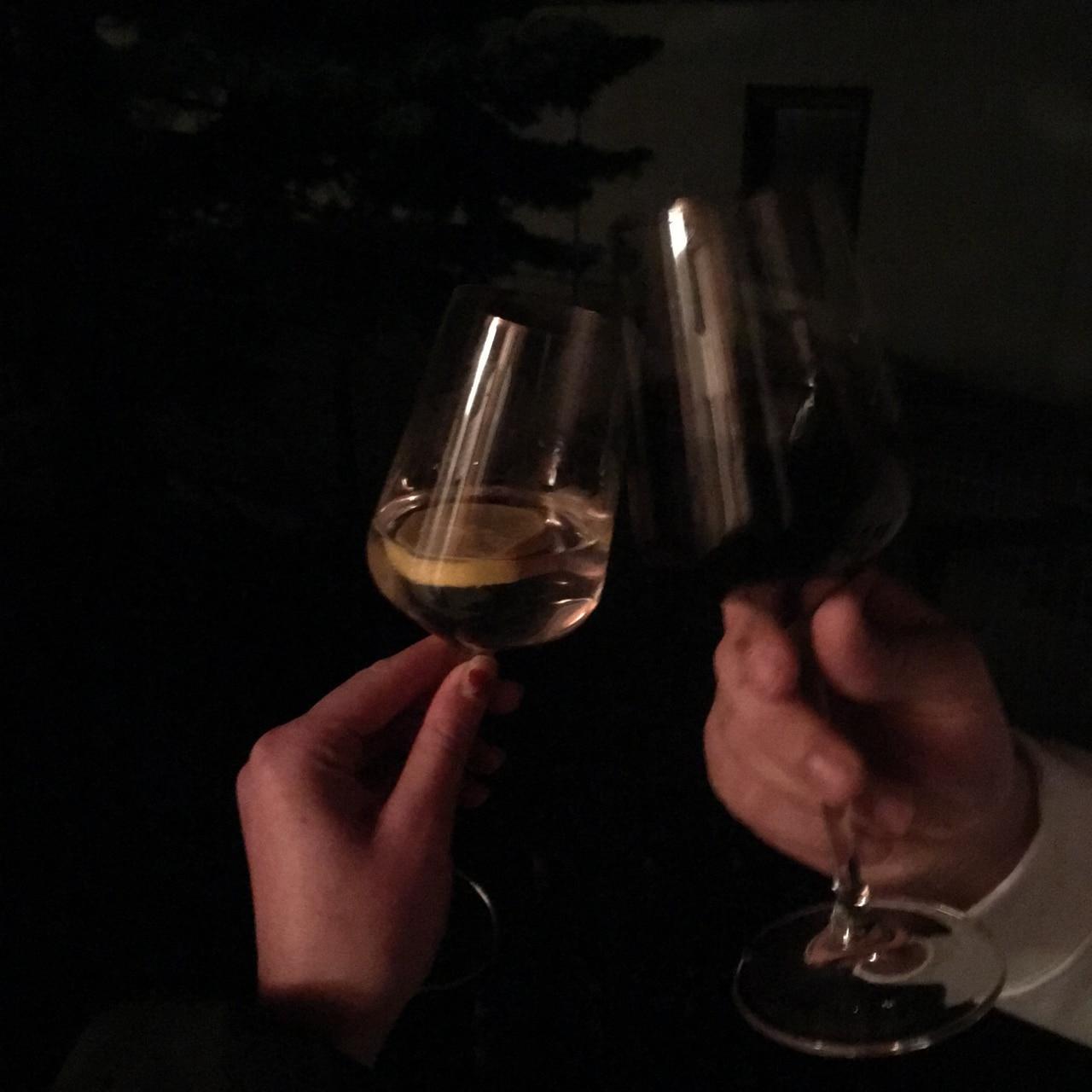 black, dark, and drinks image