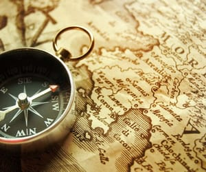 compass, epic, and gold image