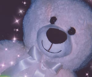 aesthetic, soft, and teddy bear image