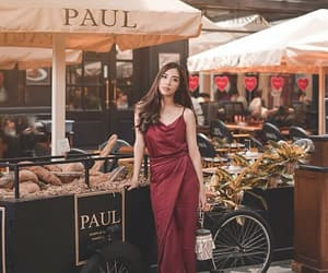 bold, fashionista, and jumpsuit image