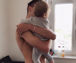 baby, hug, and sweet image