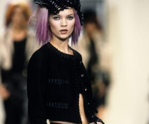 90's, kate moss, and moda image