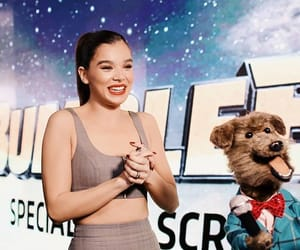 hailee steinfeld and hailee steinfeld icons image