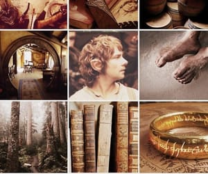 aesthetic, the hobbit, and bilbo baggins image