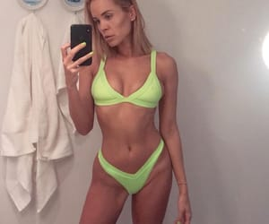 abs, healthy, and blonde image