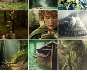 aesthetic, pippin took, and tolkien image