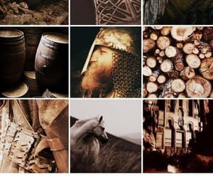 aesthetic, dwarf, and tolkien image