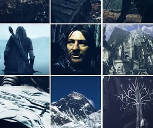 aesthetic, tolkien, and boromir image