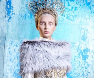 fairy tale, ice queen, and elsa image