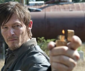 tv shows, the walking dead, and daryl dixon image