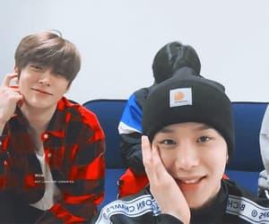 idols, winwin, and jaehyun image