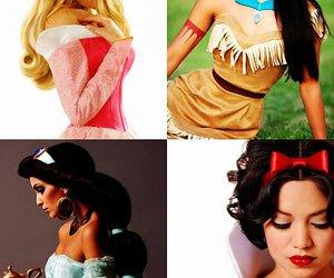 princess, disney, and pocahontas image